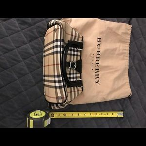 Burberry Novacheck handbag